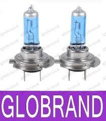 h7 100w white 6000k xenon halogen light bulb l vihicle