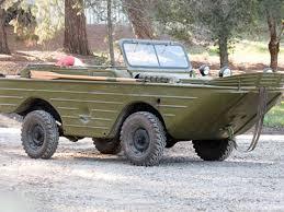 100 Military Truck Auction RM Sothebys MAV GAZ46 Light Amphibious Vehicle The