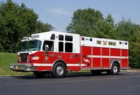 100 Black Fire Truck Spartan GladiatorRosenbauer 2010pr