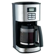 Hamilton Beach Coffee Maker Manuals Manual Stay Or Go