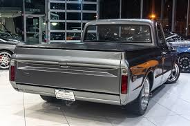 100 C10 Chevy Truck Used 1969 Chevrolet Pickup FULL RESTORATION For