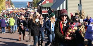 Nekoosa Pumpkin Fest 2017 by Bayfield Apple Festival Eagle River Cranberry Fest And More To Do