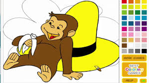 Coloring Curious George FOR Kids - YouTube Curious George And The Firefighters By Iread With Not Just A This Is He Was Good Little Monkey Always Very Fire Truck Fabric Celebrate With Cake Sculpted Fireman Sam What To Read Wednesday Firefighter Books For Kids Coloring Pages For 365 Great Childrens Birthday Party Wearing Hat Curious Orge Coloring Pages R Pinterest Paiting Full Cartoon Game 2015 Printable