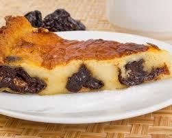 dessert aux pruneaux facile recette flan aux pruneaux cidrés facile rapide