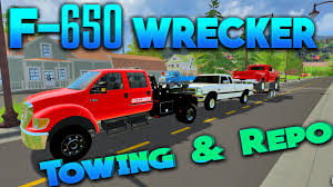 Farming Simulator 2015 - Towing And Repo W/ F-650 Wrecker - YouTube Trucks Repossed Equipment For Sale By Cssroads Bank Repo Fleet Vehicle Auction Commercial Siezed Vehicles Government Surplus Consignment Aucti For High Volume Of Gta 5 The Hard Life Part 6 Going To Work As A Tow Truck Driver Trucking Cstruction Youtube Diesel Daily Driver Repo Truck Diesel Bombers Operation Wesbank Repos West Rand