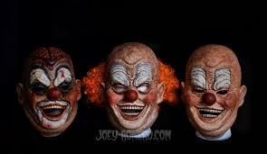 Slipknot Halloween Masks For Sale by Slipknot Clown Masks From The Tattoo The Earth Era Joey Romero