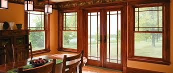 Anderson Outswing French Patio Doors by A Series Hinged Patio Door