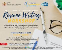 Résumé Writing Workshop (St. Elizabeth) | Youth Information ... Resume Writing For High School Students Olneykehila Resumewriting 101 Sample Rumes Included Carebuilder Step 1 Cover Letter Teaching English In Contuing Education For Course Columbia Services Nj Beyond All About Professional Service Orange County Writers Resume Writing Archives Rigsby Search Group Triedge Expert Freshers Hot Tips Rsumcv Writing 12 Things For A Fresher To Ponder Writingsamples Cy Falls College Career Center