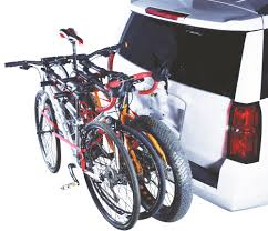 Runway™ HM3 OS - Hitch Mount 3 Bike Carrier (1.25