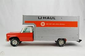 100 Truck Moving Rentals Nylint UHaul Chevy Chevrolet 1924916753