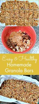 Best 25+ Healthy Homemade Granola Bars Ideas On Pinterest ... Best 25 Granola Bars Ideas On Pinterest Homemade Granola 35 Healthy Bar Recipes How To Make Bars 20 You Need Survive Your Day Clean The Healthiest According Nutrition Experts Time Kind Grains Peanut Butter Dark Chocolate 12 Oz Chewy Protein Strawberry Bana Amys Baking Recipe