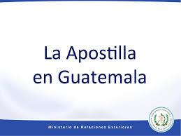 APOSTILLA EXPRESS DE DOCUMENTOS SIN CITA EN VENEZUELA MINISTERIO