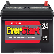 EverStart Plus Lead Acid Automotive Battery, Group Size 24-3 ... Walmartcom Radio Flyer Fire Truck Rideon And Fireman Hat Only Nikola One 2000hp Natural Gaselectric Semi Truck Announced Mart Test Aims To Slash Fuel Csumption On Big Rigs New Battery Time Archive Bmw M3 Forumcom E30 E36 Where Buy Cheap Car Rember Walmarts Efforts At Design Tesla Motors Club I Saw This Review While Searching For A Funny Shop Deka 12volt 1140amp Farm Equipment Battery Lowescom Plugs Hydrogenpowered Vehicles Are Finally Taking Offinside 12v Mp3 Kids Ride Car Rc Remote Control Led Lights Aux Sourcingmap Motorcycle Auto Accumulator Bracket