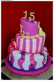 cake for 15 birthday