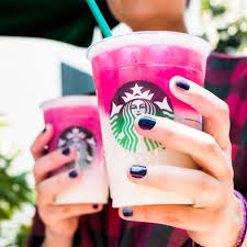 How To Accurately Order Starbucks Ombre Pink Drink