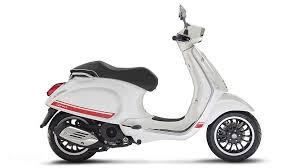 In Light Of That It Comes As No Surprise The 2016 Vespa Sprint 150