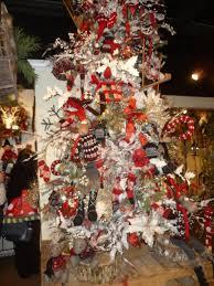 Raz Christmas Decorations 2015 by Decorating Inspiring Flocked Christmas Tree For Christmas