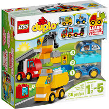 LEGO DUPLO My First Cars And Trucks (10816) - Toys