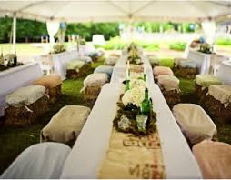 Western Wedding Reception Ideas Rustic Chic Rainbow Themed