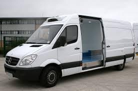 Mercedes Sprinter Fridge Van