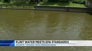 Halloween Usa Flint Michigan by Virginia Tech Researchers Announce Flint Water Is Safe