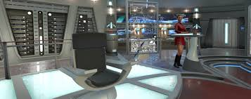 Star Trek Captains Chair by Vr Spotlight Star Trek Bridge Crew Puts You In The Captain U0027s