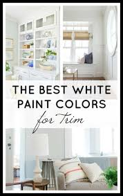 100 White On White Interior Design The Best Paint Colors For Trim Jenna Kate At Home