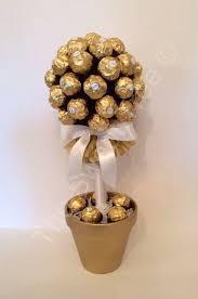 Ferrero Rocher Christmas Tree Diy by Ferrero Rocher Sweet Tree Chocolate Tree Unique Cakes