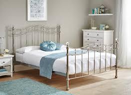 bed frames iron bed queen metal headboards queen jcpenney