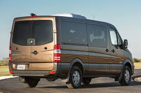 2014 Mercedes-Benz Sprinter Gets Reviewed By Truck Trend - Autoevolution