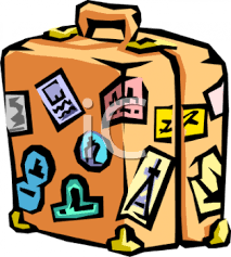 Travel Stickers Clipart 33
