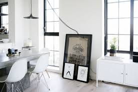 100 Scandinavian Apartments A Industrial Interior In NYC Happy Grey Lucky