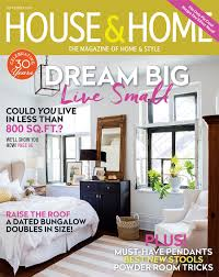 100 Home And House Magazine September 2016