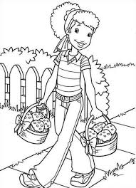 Holly Hobbie Free Printable Coloring Pages No 23