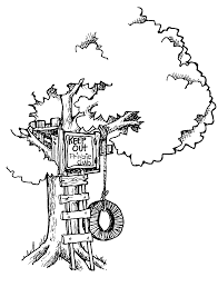 Magic Tree House Coloring Pages To Print