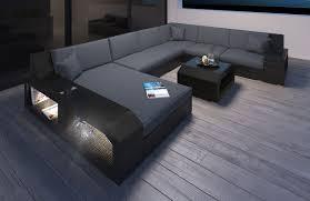 rattan sofa matera sofa design rundes sofa