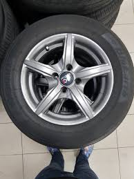100 14 Inch Truck Tires 4x100 Used Rim Tyre Car Accessories Tyres Rims On