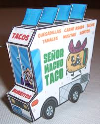 Paper Taco Trucks (Update) ~ L.A. TACO Paper Truck Template Simple Paper Model Trailer And Container On White Background Food Cout Bobsburgers 1jpg Peterbilt 389 Best Resource 12 Photos Of Free 3d Truck Tow 1145790 Turbosquid Bobs Burgers Toy By Thisanton Deviantart Boy Mama A Trashy Celebration Garbage Birthday Party Mplate Yenimescaleco Download Model Trucks A Heavy Military