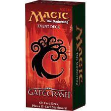 magic the gathering gatecrash event deck thrive and thrash