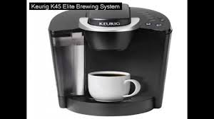 Keurig K45 Best Deal