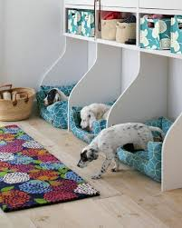 hundebett designs was finden hunde gemütlich hunde bett
