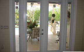 French Patio Doors With Built In Blinds by Door French Door Dog Door Friendly Cool Dog Doors U201a Detachment