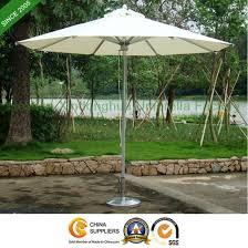 9 Feet Market Aluminium Umbrella For Garden Outdoor Furniture PU 0027A
