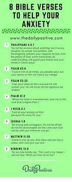8 Bible Verses For Anxiety 2