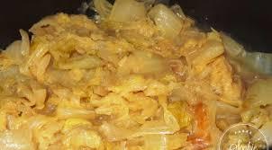 cuisiner le chou chinois cuit chou chinois braisé la tendresse en cuisine