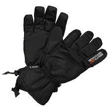 regatta transition wp glove black s m amazon co uk clothing