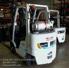 100 Nissan Lift Trucks Forklift Dade Parts And Equipment What A Beauty Ready