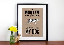 Dog Wall Art Popular Items For Lover On Etsy