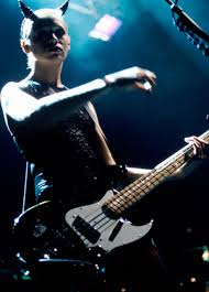 Smashing Pumpkins Darcy Bass by D U0027arcy Wretzky Musicians Who Defined Nineties Style Rolling Stone