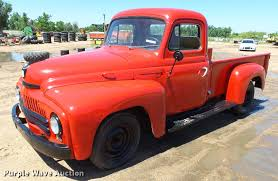 1951 International L110 Pickup Truck | Item ET9716 | SOLD! J... 1951 Intertional Panel Truck For Sale Classiccarscom Cc751391 1952 Harvester L120 Youtube Old Parked Cars 1956 S120 Pickup Classics On L110 By Brenda Loveless Artwantedcom Country Classic Cars A Bright Red Vintage Era Truck Or Lorry Series Wikipedia Fast Lane